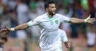 عمر السومة يتوج بجائزة أفضل لاعب في الدوري السعودي عن الشهر الماضي
