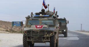 روسيا تنشر وحدات إضافية من الشرطة العسكرية في منطقة عين عيسى شمال سوريا