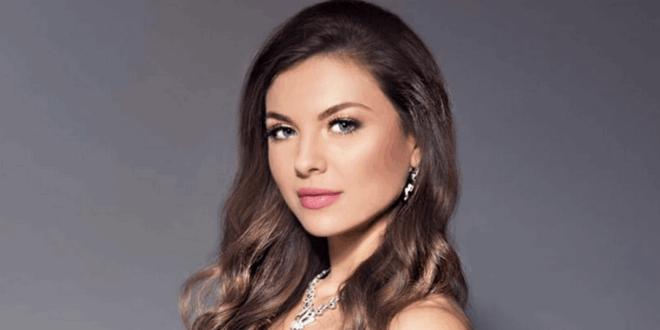 ملكة جمال لبنان مايا رعيدي تشعل مواقع التواصل.. ظهرت بروب الاستحمام