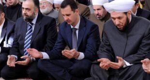 ما هي رسائل الأسد إلى رجال الدين؟