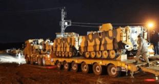 الجيش التركي يستعد لسحب نقاطه العسكرية