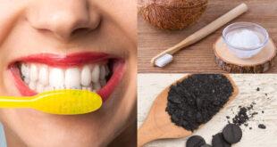 6 طرق بسيطة لتبييض الأسنان بشكل طبيعي في المنزل
