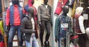 في أسواق دمشق أسعار الألبسة تشتعل.. جاكيت رجالي بـ300 ألف ليرة والحذاء بـ50 ألفاً