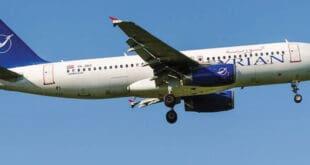 خارطة الطيران من وإلى المطارات السورية.. و«pcr» غير مطلوب لهذه الرحلات