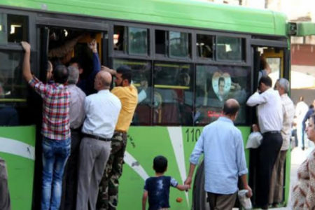 محافظة دمشق تتحضر لفرض رسوم على وسائل النقل العامة
