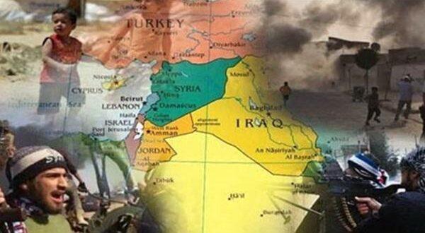 المشهد الجيوسياسي الجديد في الشرق الأوسط لعام 2021