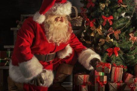 بابا نويل يحتال على الأهالي في سوريا