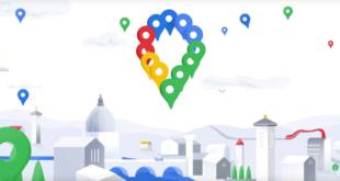 الآن خرائط جوجل تدعم تعيين لغة غير اللغة الافتراضية للهاتف
