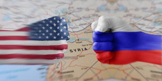 خريطة انتشار القوى الأجنبية في سورية