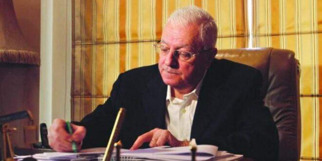 رجل الأعمال السوري جورج حسواني ينفي صلته بانفجار مرفأ بيروت