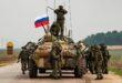 روسيا تدفع بتعزيزات عسكرية من تل تمر إلى عين عيسى