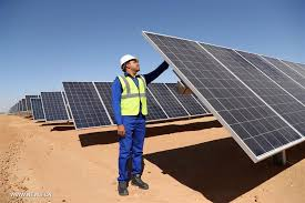 سوريا تنشئ محطة لتوليد الكهرباء بالطاقة الشمسية في حماة