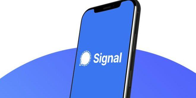 """تطبيق سيجنال """"Signal"""" يترأس قائمة المخططات على متاجر التطبيقات"""