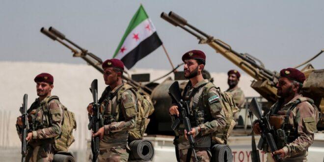 ميليشيا مسلحة شمال سوريا تأمر عناصرها بحذف واتساب وتحميل تطبيق بيب