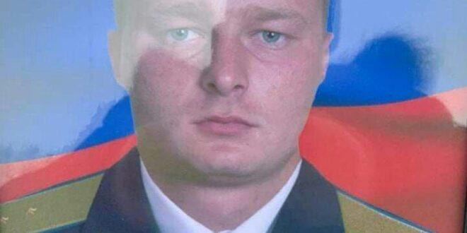 وسائل إعلام روسية تعلن عن مقتل ضابط من قواتها الخاصة في سوريا