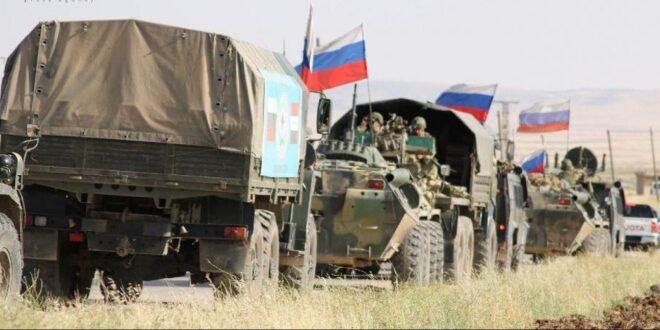 مقابل نقطة تركية.. روسيا تنشئ نقطة عسكرية بريف إدلب