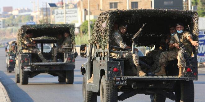 قتلى وجرحى بعملية سرقة واختطاف في لبنان.. شاهد!