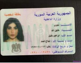 القاء القبض على أنجي خوري في سوريا بسبب شيراز