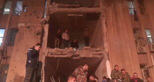 قائد عسكري سوري يكشف أبعاد العدوان الامريكي ـ الاسرائيلي على دير الزور