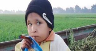 في حالة نادرة.. شاب مصري عمره 21 عاما يعيش على الرضاعة والألبان