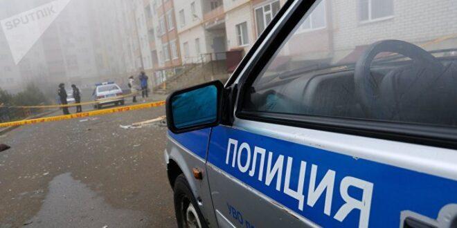 معركة حامية بين سائق ثمل وشرطة المرور الروسية... فيديو