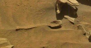 """7 دقائق من الرعب... الكشف عما وجده خبراء """"ناسا"""" عند الوصول إلى كوكب المريخ... فيديو"""