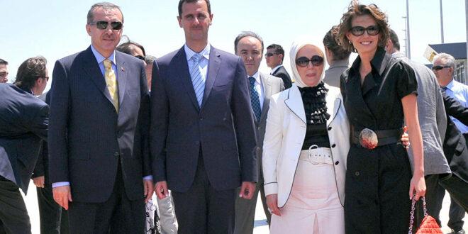 وزير تركي سابق يوجه نصيحة إلى أردوغان بشأن الرئيس بشار الأسد