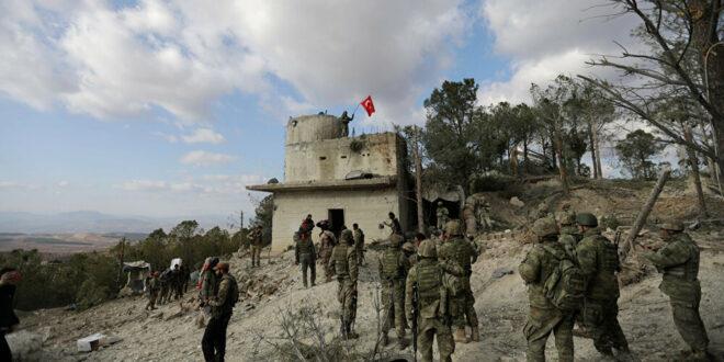 تركيا تتهم الأكراد بتنفيذ تفجيرين بمدينتي أعزاز والباب في سوريا