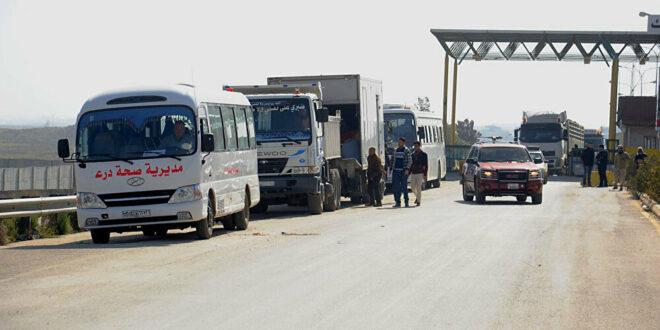 عودة أكثر من 500 لاجئ سوري إلى أرض الوطن خلال الـ24 ساعة الماضية