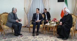 إيران تكشف كواليس اجتماعات سليماني والرئيس الأسد