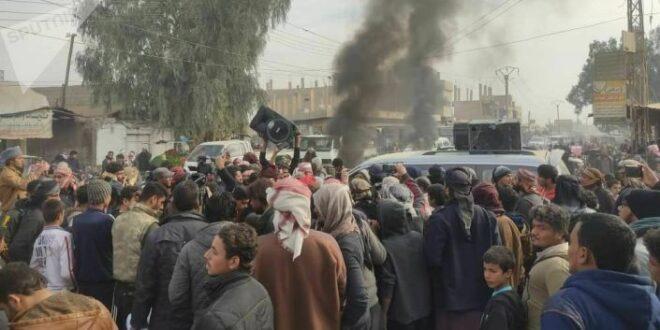 خبير اقتصادي سوري: تشديد العقوبات الأمريكية هدفه نهب كامل النفط السوري