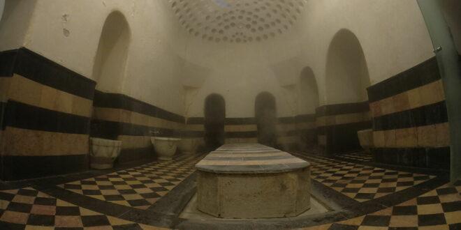 الحمام الدمشقي... رحلة استجمام فريدة في تاريخ العاصمة السورية... شاهد
