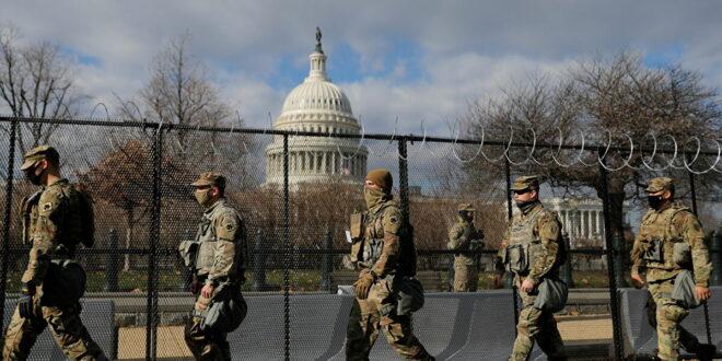 قرار عسكري مفاجئ للبنتاغون بشأن العاصمة واشنطن