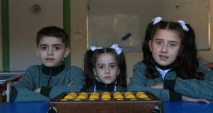 3 أشقاء سوريين يحصدون المركز الأول في البطولة العربية