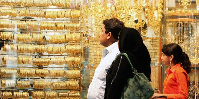 تعرف إلى جنسيات أكبر تجار الذهب في دبي