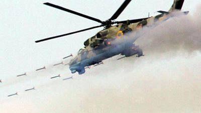 بعد كمين البادية.. الجيش السوري يمشط ريف دير الزور بإسناد روسي