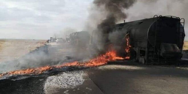 بعد الهجمات على الحافلات .. مسافرون ينامون على طريق دمشق