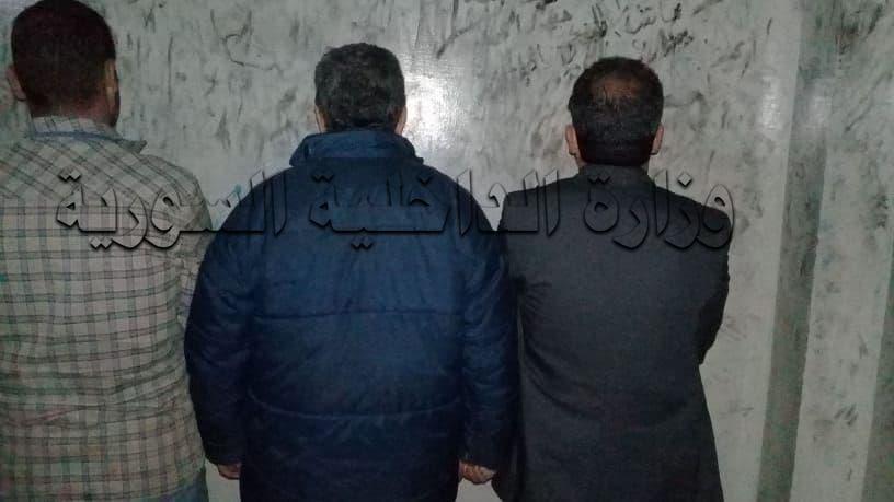 الأمن الجنائي بدمشق يضبط ٣ طن لحوم فاسدة غير صالحة للاستهلاك البشري