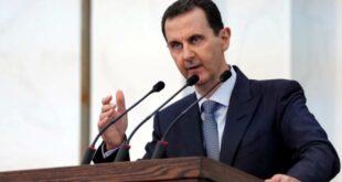 """""""الجارديان"""" البريطانيّة: الرئيس بشار الأسد واحد من 12شخصيّة سوف تشكّل أحداث العام الحاليّ"""