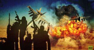 اشتباكات عنيفة مع الجيش السوري.. التنظيم يحاول التسلل بريف السليمة والطيران الروسي يتدخل