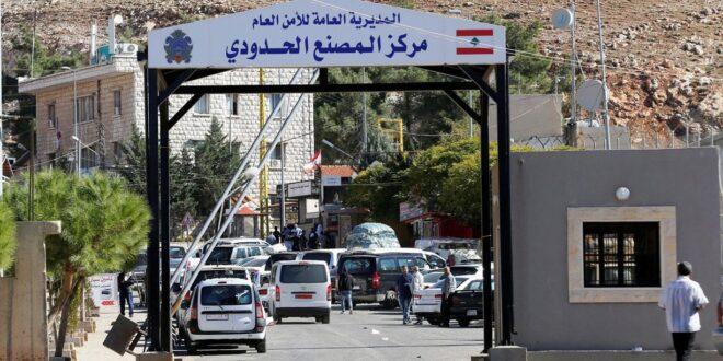 لبنان يستثني السوريين القادمين عبر المطار والعابرين الى سوريا من الحجر الصحي