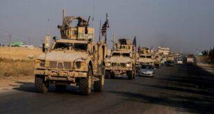 أمريكا تُرسل تعزيزات عسكرية إلى ديرالزور