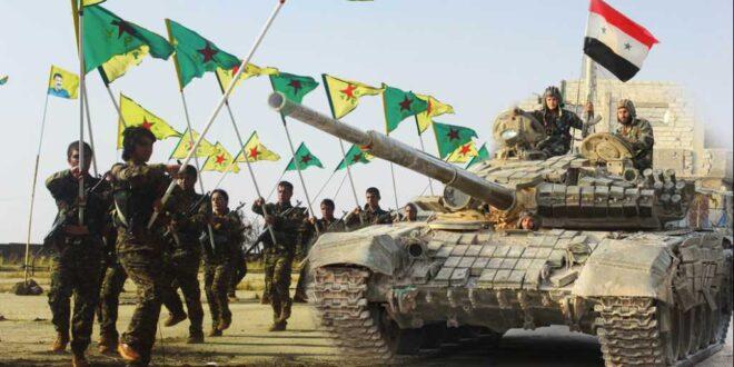 توتر أمني واعتقالات بين الجيش السوري وقسد في القامشلي