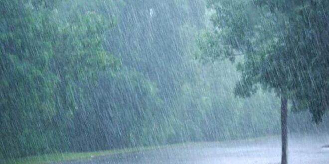 صلنفة تسجل أعلى معدل مطري خلال العاصفة الحالية في اللاذقية