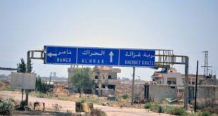 بعد اشتباكات دامية.. اتفاق صلحي بين العشائر المتنازعة في درعا