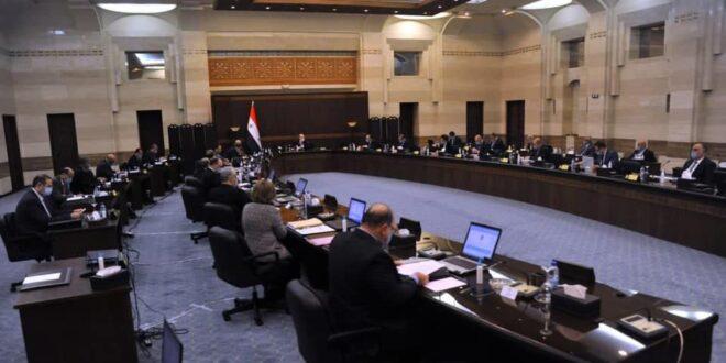 مجلس الوزراء يقر نظام إحداث أسواق الهال وحصرها في مراكز المحافظات