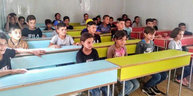 اعتقال سبعة مدرّسين في الدرباسية لتدريسهم مناهج الدولة السورية