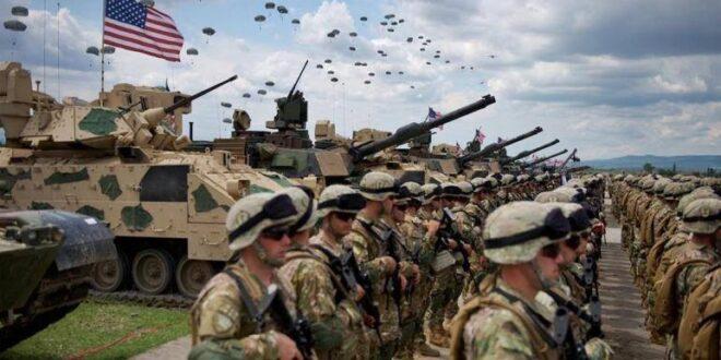 الولايات المتحدة تدفع بمئات الجنود من العراق الى سوريا