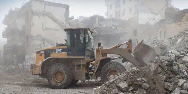 قسد تهدم أكثر من 200 منزل في الرقة!