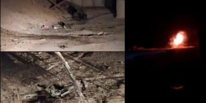 حراس الدين يبث إصداراً مرئياً لهجومه على قاعدة روسية بالرقة